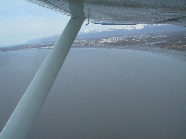 Crossing Cook Inlet